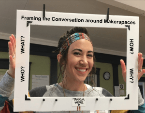makerspaces: framing the conversation