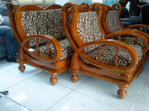 Wooden Sofa Sets In Bhopal, Madhya Pradesh