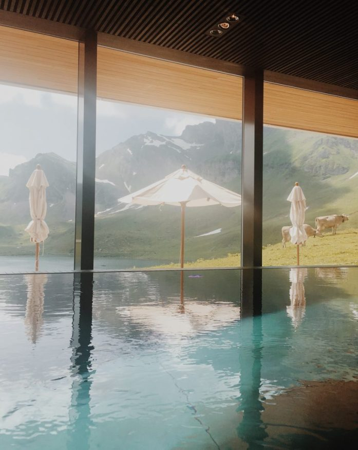 Frutt Lodge & Spa Switzerland 2019