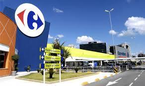 0efa4d044 O Grupo Carrefour passa a oferecer seu serviço de retirada em loja física  de compras de alimentos realizadas via e-commerce. Em um formato que lembra  um ...
