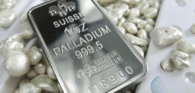 ما هو معدن البالاديوم؟