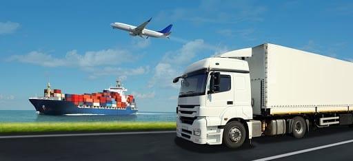 ما هي طريقة شحن المنتجات في التجارة الدولية