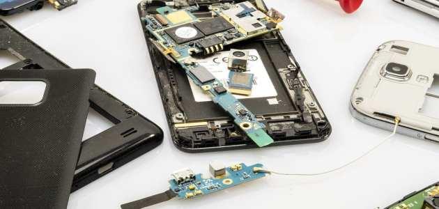 مصادر قطع غيار الهواتف المحمولة