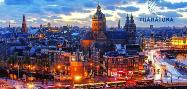 ما هي مشاريع ناجحة في هولندا