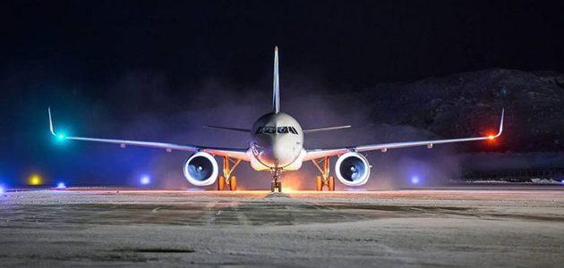 ما هي مصابيح التحذير للطائرات