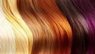 كيف يتم تصنيع صبغة الشعر