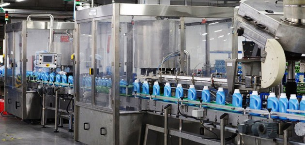 تأسيس مصنع شامبو