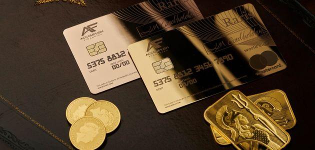 ما هي المزايا التي تمنحها بطاقة البنك الذهبية
