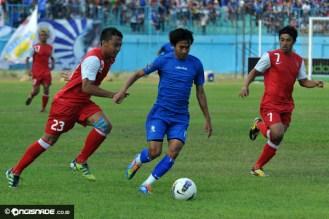 Hamka Hamzah the New Captain