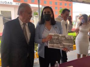 REALIZAN CEREMONIA POR CX ANIVERSARIO DE LA DEFENSA HEROICA DE TIJUANA..3