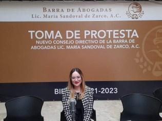 ASUME HARLENE ARRIAGA NAVA PRESIDENCIA DE BARRA DE ABOGADAS..8