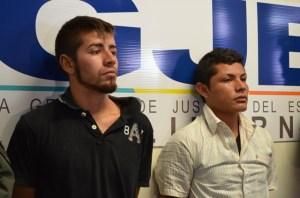 KEVIN ALEXANDER PINDEA RAMIREZ Y VICTOR HUGO DOMINGUEZ