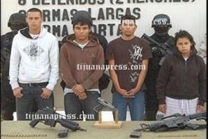 luis alberto garcia detenido en el 2009