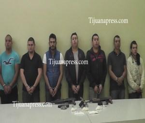 7 detenidos