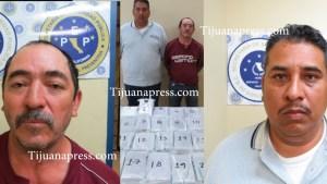 decomisan 22 kilos de cocaina