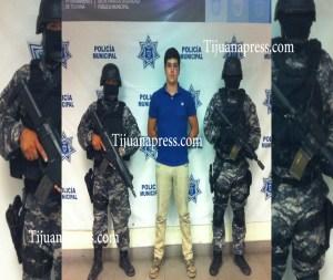 presunto sicairo detenido