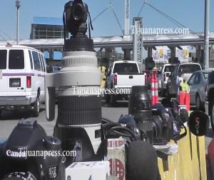 reporteros se manifiestan en tijuana