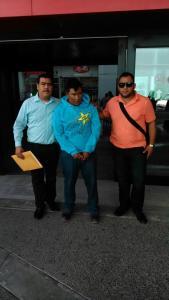 Extraditan a acusado de robo