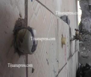 vandalismo en escuela se roban las llaves