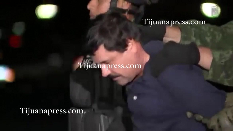 LA DETENCION DEL CHAPO NO CAUSA IMPACTO EN BC