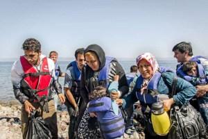 Migrantes ONU