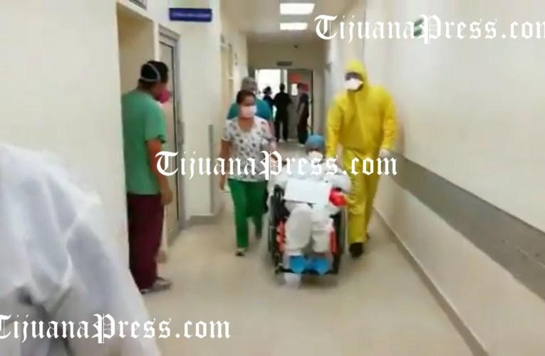 Notable incremento de contagios en Mexicali
