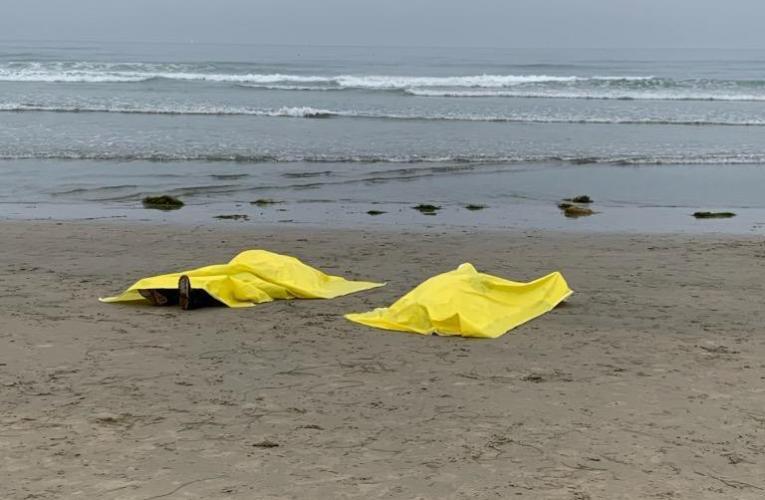 Ya son 5 los muertos tras cruzar en pangas