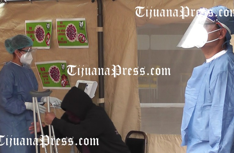 El Covid-19 sigue matando gente en Baja California