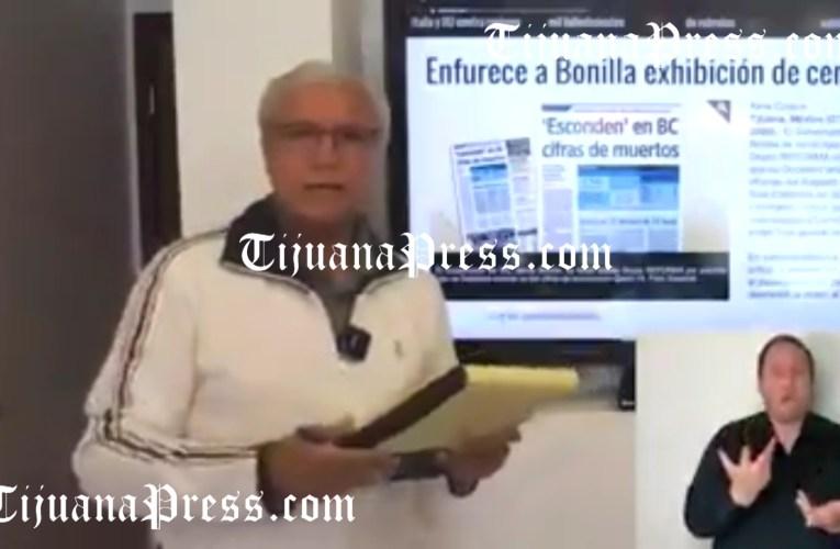 Los contratos de publicidad de Bonilla