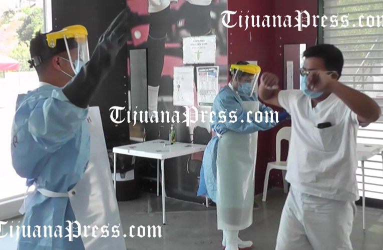 Mientras autoridades estatales hablan de los recuperados mueren otros 9 por Covid en Tijuana
