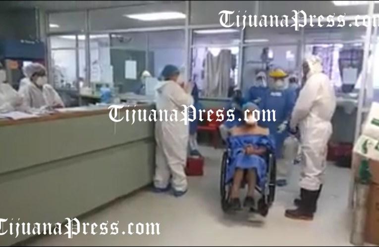 Aumentan 282% los contagios en Tijuana, de una semana a la otra