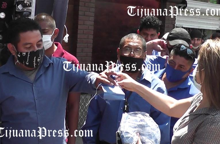 Tijuana, segundo lugar en contagios fronterizos