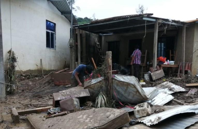 'El dolor se comparte': Nicaragua, Guatemala y Honduras despiertan con el impacto de los huracanes Eta e Iota