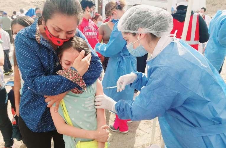 Ofrecen vacuna gratuita contra la influenza
