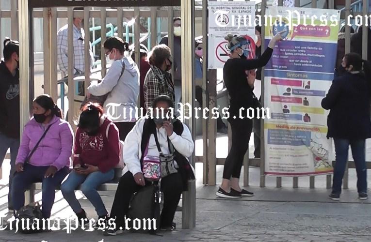 Repuntan casos en BC, Tijuana vuelve a ser primer lugar