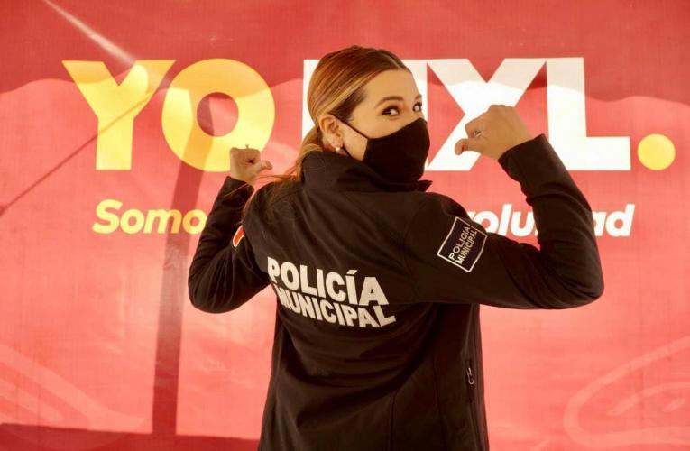 Es falso que Marina del Pilar dejó a Mexicali como la ciudad más segura de BC