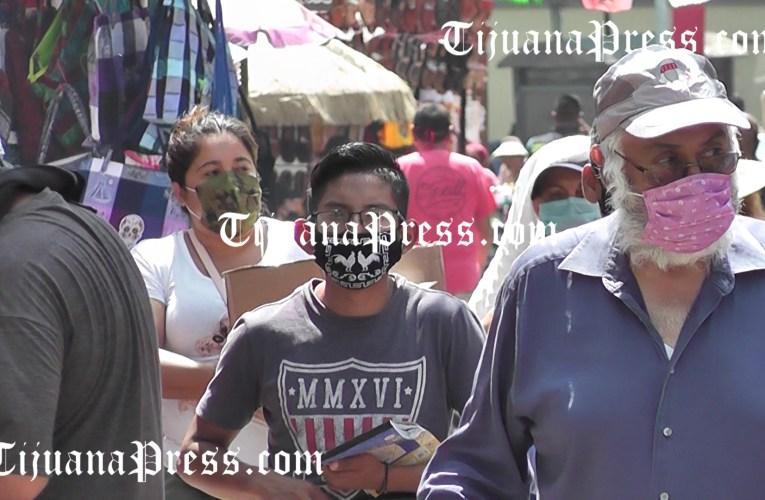 Repuntan casos en BC; 67 solo en Ensenada