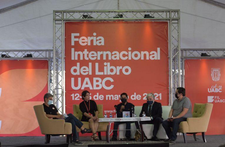 Feria del libro de la UABC continúa hasta el domingo