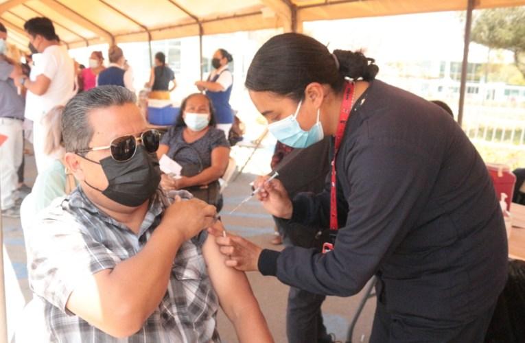 Vacunación no varía contagios mexicalenses