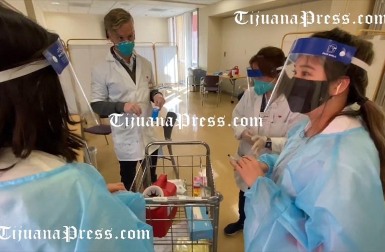 Promedia SD 80 casos diarios, pese a vacunación avanzando