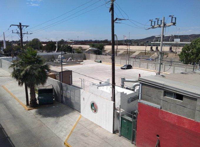Presentan planta que pretende evitar contaminación de Tijuana a San Diego
