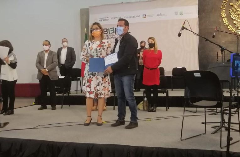 Premian a programa de UABC Radio en Bienal Internacional de Radio