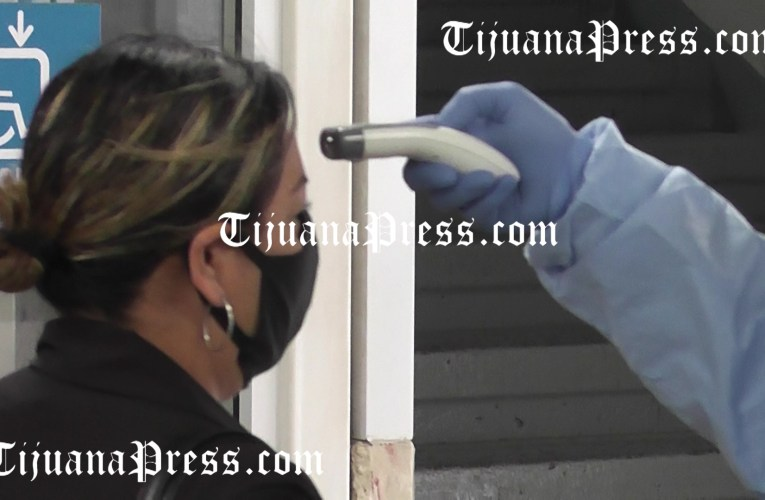 Tijuana suma 94 casos nuevos en  últimos cuatro días