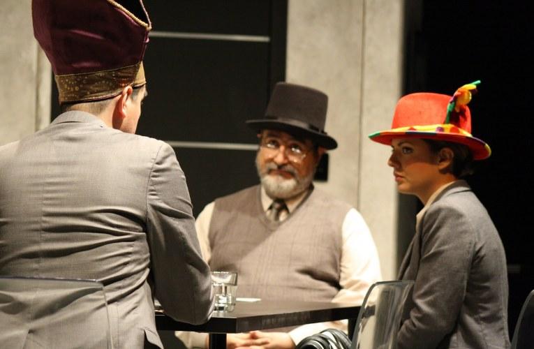 """Presentará el Cecut """"El Método Grönholm"""" pieza teatral de la compañía Tijuana Hace Teatro"""