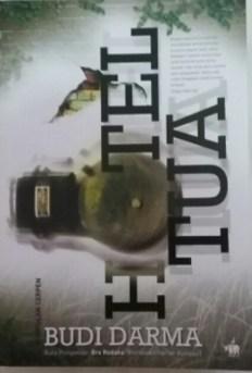Cover buku Hotel Tua tahun 2017