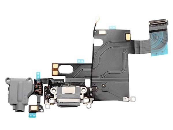 אייפון 6 שקע טעינה פלקס - אפור