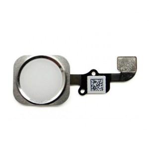 אייפון 6S כפתור בית כולל פלקס - לבן