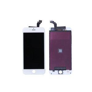 אייפון 6S Plus LCD Screen - לבן (A/M Quality)