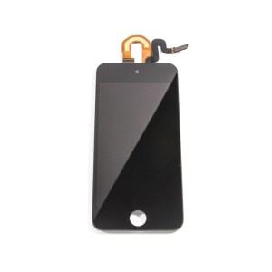 iPod Touch 5th Generation מסך תצוגה - שחור