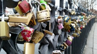 Praag (30) - Liefde slotjes